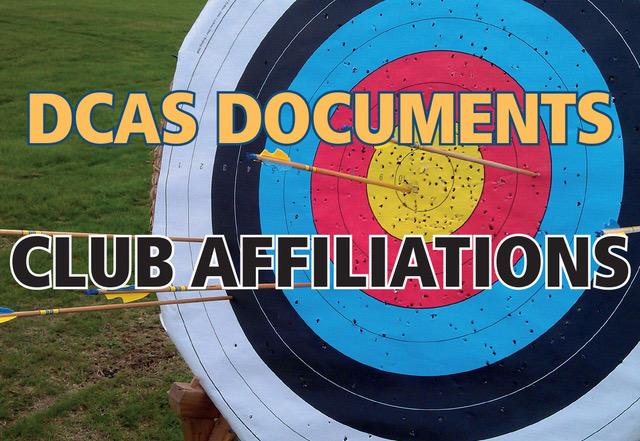 Club affiliations updated