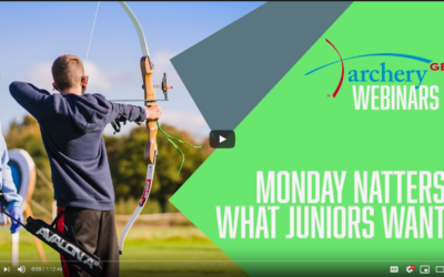 Monday Natters – What Juniors Want